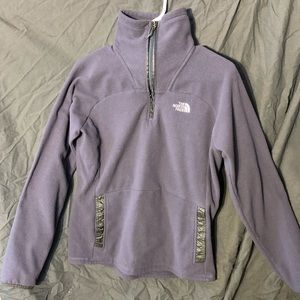 North Face pullover funnel neck